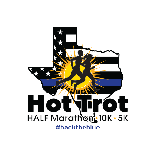 Hot Trot Race Logo